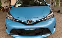 TOYOTA  VITZ  F LED HEADLIGH 2016
