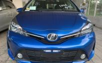 TOYOTA  VITZ  SAFETY EDITI 2016