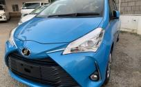 TOYOTA VITZ LED HEADLIGHTS 2017